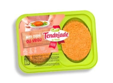Pané de veau Tendriade