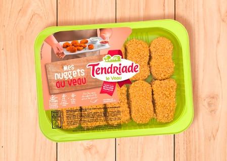 Nuggets de veaux Tendriade
