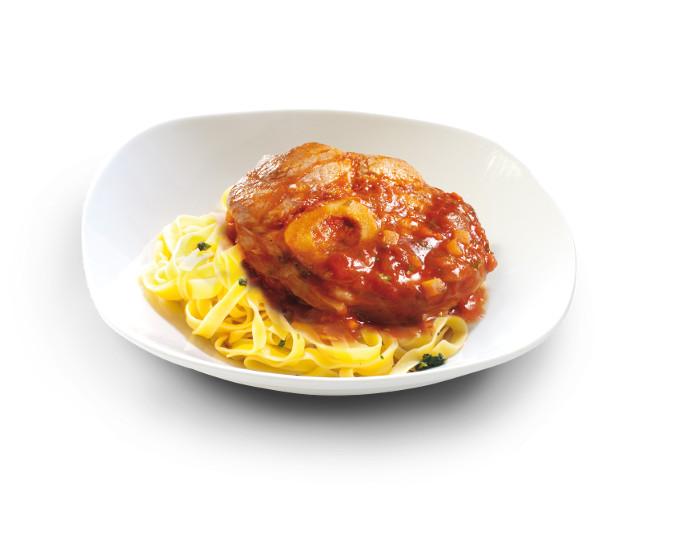 Osso buco de veau à l'italienne