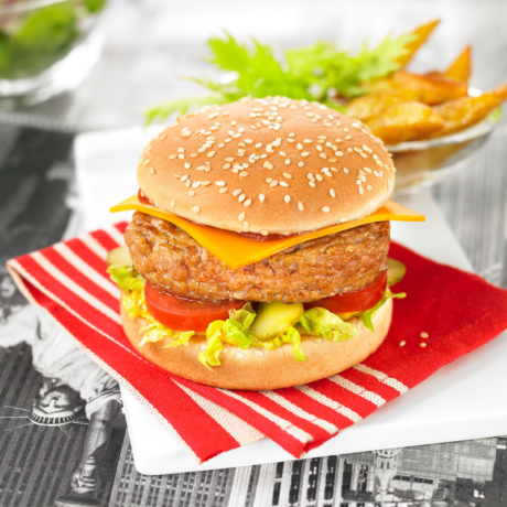 Burger de Veau New York