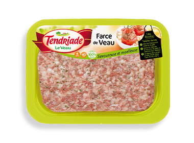 Farce de veau Tendriade