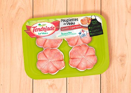 Paupiette melon