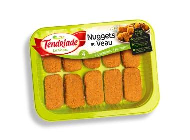 Nuggets de veau Tendriade