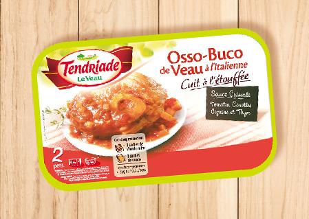 Osso Bucco de veau à l'italienne